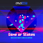 DAOBet Game of Stakes: Registration Is Open!