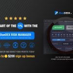 Introducing DueDEX's Risk Manager: The Unique Trading Tool Designed to Give a Statistical Market Edge.