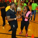 Here's What YFN Lucci Had to Say About Toya Johnson's Comments About His Relationship with Reginae Carter