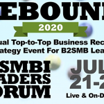 Discover How Small Businesses are Rebounding in this B2SMB Event