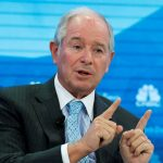 Blackstone's Schwarzman defended Trump during a meeting of top CEOs discussing what to do if the president refuses to concede the election