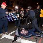 Clashes broke out between Trump supporters, Proud Boys, counter-protesters, and police after thousands gathered in DC to contest the election results